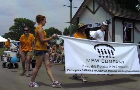Bavarian Blast Parade 2011