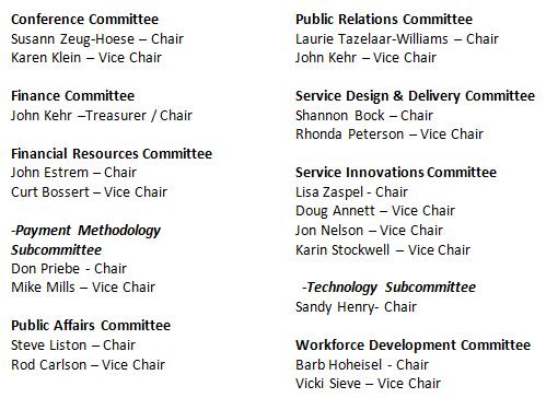 ARRM Committees
