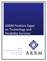Position paper cover