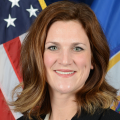 DHS Commissioner Emily Johnson Piper