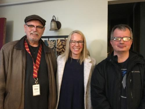 Minnesota State Representative Kelly Morrison visits Hammer Residences