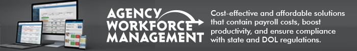 Agency Workforce Management, Premiere Sponsor