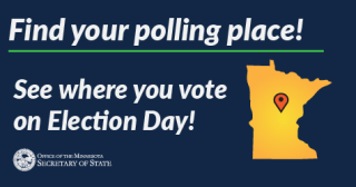 Find your polling place!